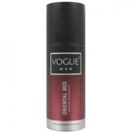 Vogue Deospray Men – Oriental Red 150ml
