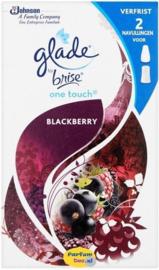 Brise One Touch Blackberry Luchtverfrisser navulling 2x 10ml