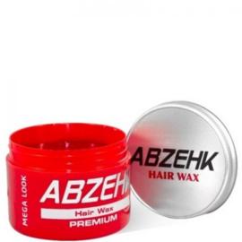 Abzehk Haarwax - Rood Mega Look 150 ml.