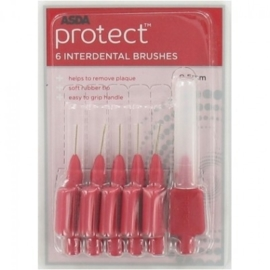 Protect Tandenragers 6stuks – 0,50 mm