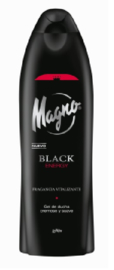 Magno Douchegel Black Energy 550ml
