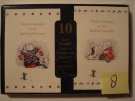 10 Marant Kerstkaarten nummer 8