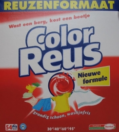 Witte Reus / Color 54 scoops 4.32 KG