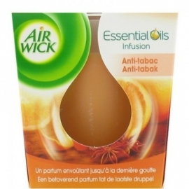 Airwick Geurkaars Essential Oils – Anti-Tabac 105gr