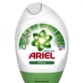 Ariel Regular 16 scoops 592 ml 1+1 gratis