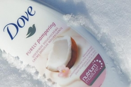 Dove Douchegel Coconut milk 500ml