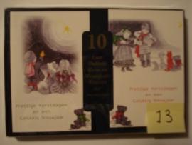 10 Marant Kerstkaarten nummer 13