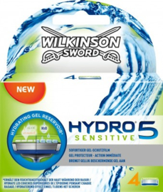 Wilkinson Hydro 5 Sensitive_4mesjes