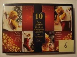 10 Marant Kerstkaarten nummer 6