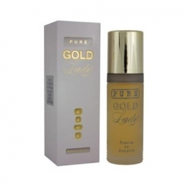 Parfum Women Pure Gold Lady 55ml