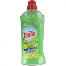 At Home Clean Allesreiniger 1ltr – Lime & Eucalyptus