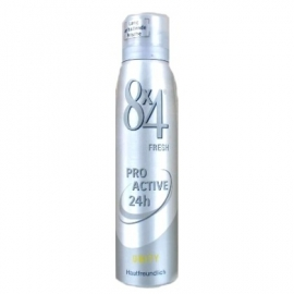 8 x 4 Deospray Women Unity 150ml