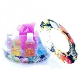 7-Day Geschenkverpakking Shower Gel met Sponsje