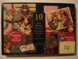 10 Marant Kerstkaarten nummer 10