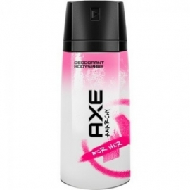Axe Deospray Anarchy for Her 150ml (nieuw)