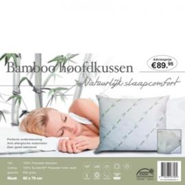 Hoofdkussen – Bamboo 60x70cm