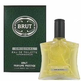 Brut Eau de Toilette Original 100ml