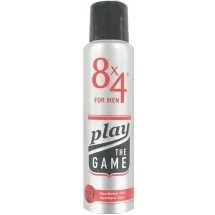 8 x 4 Deospray Men Play the Game
