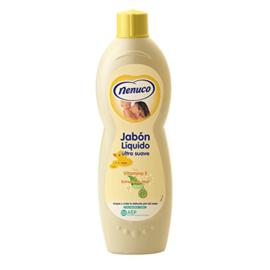 Nenuco Jabon Liquido Ultra Suave vloeibare zeep (bad & douchegel) 750ml