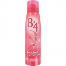 8 x 4 Deospray Women 150ml – Modern Charme