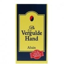 De Vergulde Hand Aluin – Blok in Houder 75gr