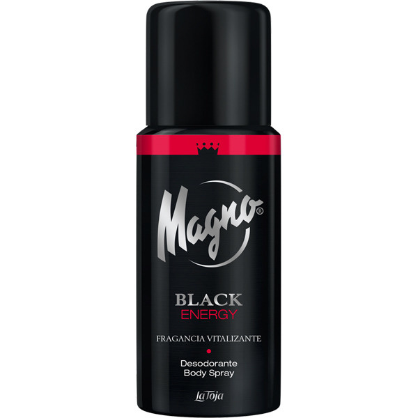 Magno Deospray Black Energy 150 ml