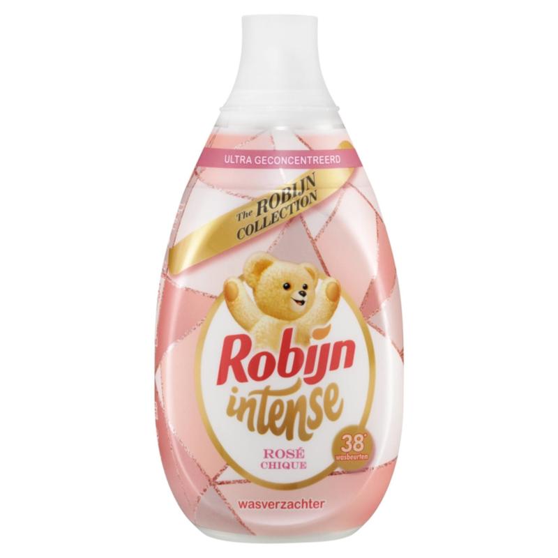 Robijn Intense Wasverzachter Rose Chique 570 ml