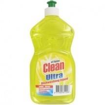 At Home Clean Afwasmiddel 500ml – Lemon