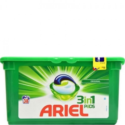 Ariel 3 in 1 Pods – Regular 38st