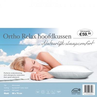 Hoofdkussen – Ortho Relax NEW 60x70cm