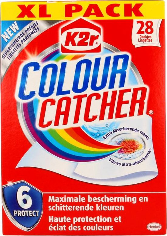 K2r Colour Catcher 28 doekjes
