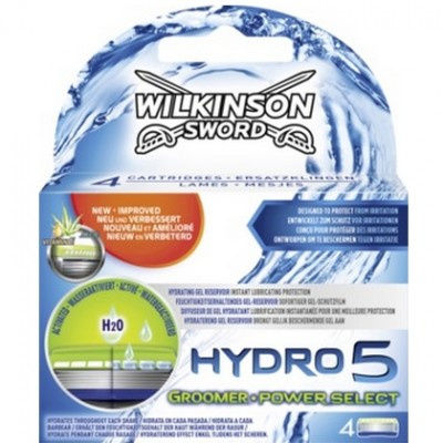 Wilkinson Hydro 5 Groomer + Power Select_4mesjes