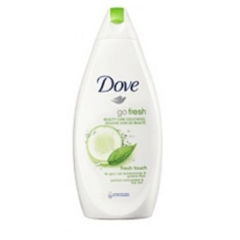 Dove Douchegel Cucumber&groene thee 500ml