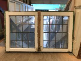 nr. gl221 glas in lood raam