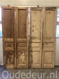nr. set930 antieke set deuren (rechts)