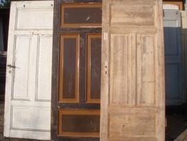 nr. 90 antieke paneeldeuren, meerdere stuks