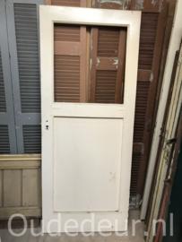 nr. 4301 deur met glasvak