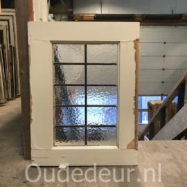 nr. GL430 gls in lood raam mat glas