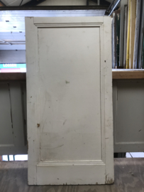 nr. 4352 lage deur met een vak