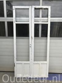 nr. set801 set spaanse glasdeuren