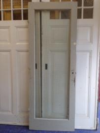 nr. 2056 oude glas deur