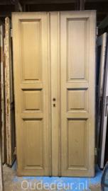nr. set414 stel deuren smal en breed