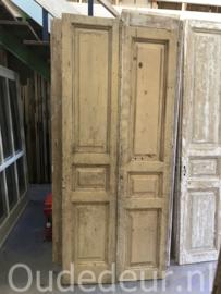 nr. set408 stel oude deuren