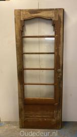 nr. 2431 oude glasdeur
