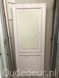 nr. 4242 oude deur twee vakken