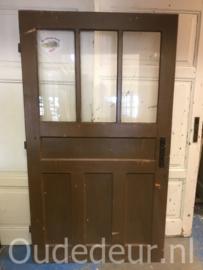 nr. 1366 brede glas deur