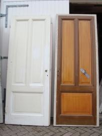 nr. 51 antieke drievaks deuren