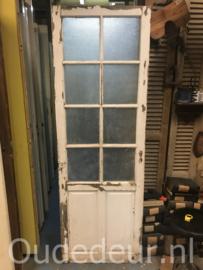 nr. 2288 antieke deur met ruiten