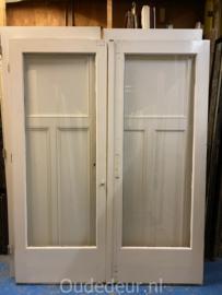 nr. set996 dubbele deuren