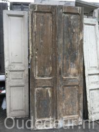 nr. set662 set oude antieke deuren